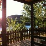 vista mozzafiato su lago