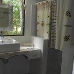Coquette salle de bain
