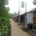 One half of village
