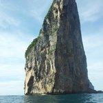 pinnacle of Phi Phi Leh Phi Phi Dive club