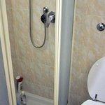 bathroom - shower full opened