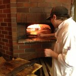 Yummy - wood fired pizza