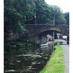 Linlithgow Canal Aug 2013