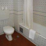 Bathroom.. tiny bath
