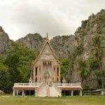 Tempel in Nationalpark
