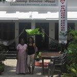 Mummy's Bamboo House- host Rani