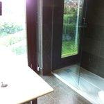 Baño junior suite, segunda planta