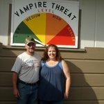 Threat meter at 3 Rivers Resort