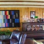 Cullens living room