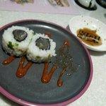 spicy tuna! Best plate I had!