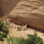 Anasazi Ruins in Canyon de Chelly