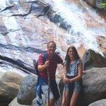 At Ripley Falls