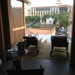 Vista del Hotel Costa Meloneras desde la habitación