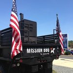 the mission truck