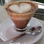 Cappuccino fatto con il cuore e non solo sul latte...