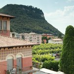La Rocca from my room