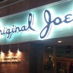 The Best thing about Original Joe's... the sign