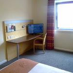 HIE Stevenage - Room view