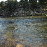 Arkansas River below the B&B