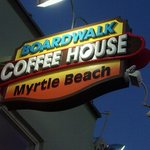 Coffee, Frappes, Smoothies, and Breakfast at the Myrtle Beach Boardwalk
