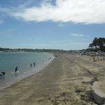 St Helen's beach