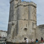 One of the three towers offers tours - near the Aquarium