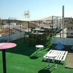 Terraza chill-out