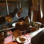cucina genuina..in ambiente famigliare