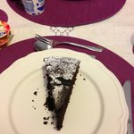 Una delle famose torte mangiate a Colazione