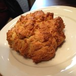 Plain scone