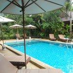 Pool room pool