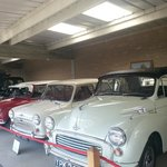Mini's and Morris Minor