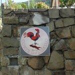 Entrance Corte del Gallo