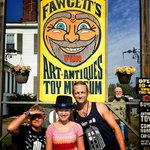 Fawcett's-toy-museum (That's Fawcett in the back)