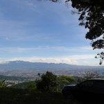 Vista del  valle central