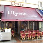 Ulysse, early before the dinner crowd