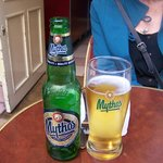 You know it's Greek if they have Mythos!