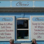 Clara's cafe