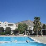 hôtel Santorini resort