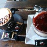 Cappuccino & Cheesecake