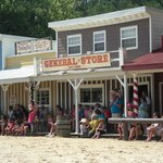 General Store in Frontier Town's Main Street