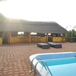 Pool side/Bar
