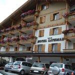 hotel Latemar - fronte