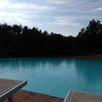 lo spicchio di piscina