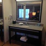 Sink/Vanity/Closet