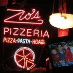 Zio's Pizzeria.