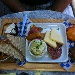 Swedish breakfast bord