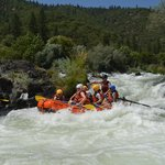 Rapids on the Rogue River