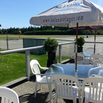 Come enjoy our beautiful patio!