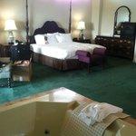 Presidential suite, 4th floor